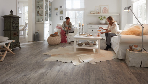 Windmöller-Laminat 500 Medium-Lumber Grey
